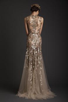 Modern Gala Dress